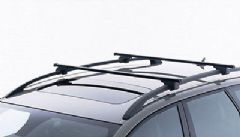 Genuine Volvo V50 (04-) Load Carrier / Roof Bars (Square Profile for Rails)